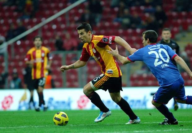 Galatasaray's Milan Baros a target for Wolfsburg - report