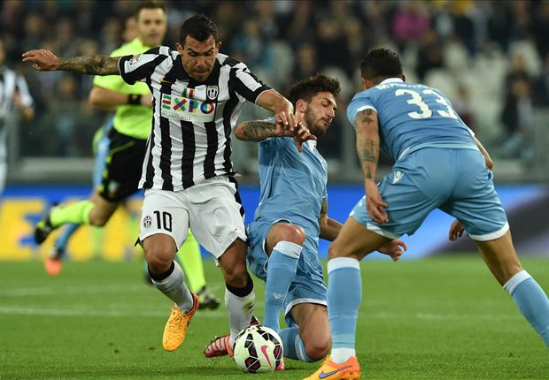 Juventus 2-0 Lazio: Tevez and Bonucci take hosts closer to the title