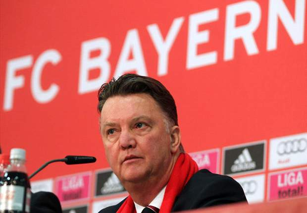 Louis Van Gaal glad to see Bayern Munich 'finally' move third in Bundesliga table