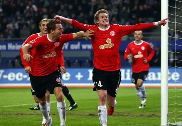 Bricht der SC Freiburg gerade gegen den 1. FSV Mainz 05 den Bann?
