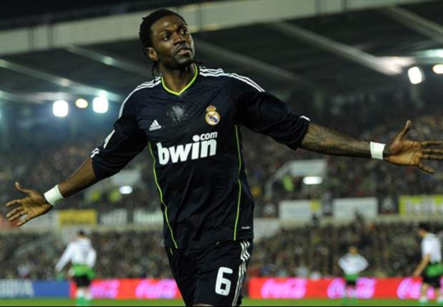 Emmanuel Adebayor reveals that Real Madrid boss Jose Mourinho encouraged his move to Tottenham