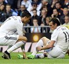 Madrid suffer Bale and Modric blows