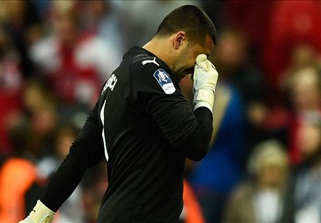 FA Cup heartbreak for Federici