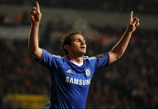We deserved to beat Tottenham at Stamford Bridge - Chelsea's Frank Lampard