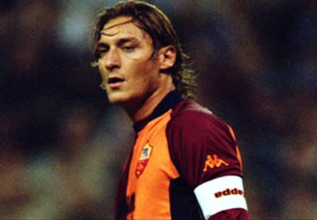 Roma's Francesco Totti is lazy & could have won Fifa Ballon d'Or - Claudio Ranieri