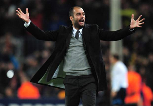 Barcelona's Pep Guardiola has shown that he's capable of making difficult decisions - Ajax's Frank de Boer