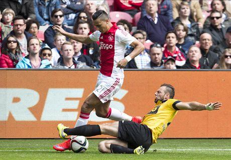 Remise tegen Ajax helpt NAC nauwelijks