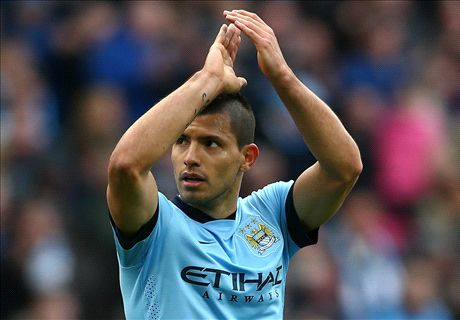 Aguero stars as City respond