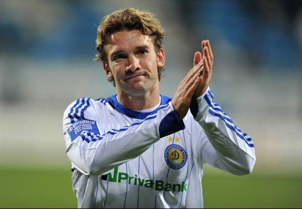 'He's a legend, a true superstar' - Goal king Shevchenko says goodbye to football