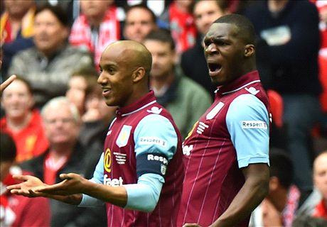 Benteke & Delph seal Villa comeback