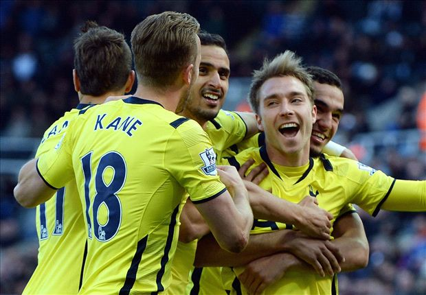 Newcastle 1-3 Tottenham: Kane wraps up comfortable Spurs win