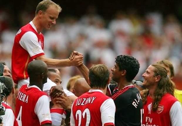 L'Arsenal prepara un ritorno in grande stile: pronto un incarico in prima squadra per Bergkamp