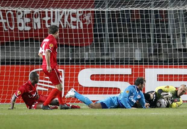 Zenit St Petersburg 2-0 Anzhi Makhachkala: Defending Russian Champions Bounce Back From Europa League Exit