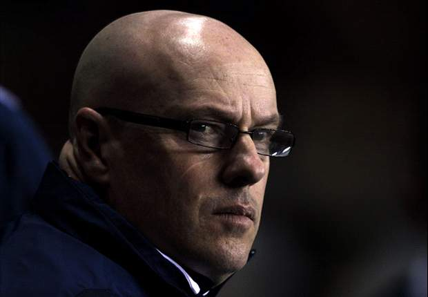 Reading manager McDermott pleased with squad