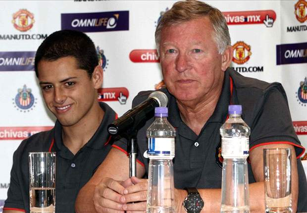 Javier 'Chicharito' Hernandez: A 'blessing' to work with Sir Alex Ferguson