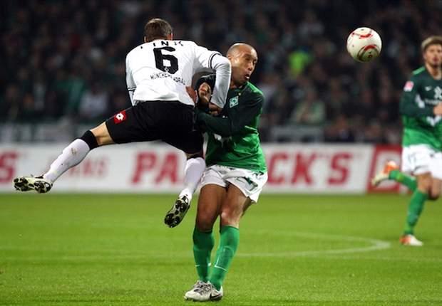 Werder Bremen 1-1 Borussia Moenchengladbach: Late Dante Equaliser Leaves Bremen Still Fighting Relegation
