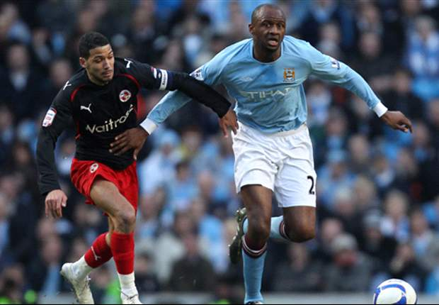 Manchester City 1-0 Reading: Second Half Micah Richards Header Sets Up FA Cup Semi-Final Clash With Manchester United