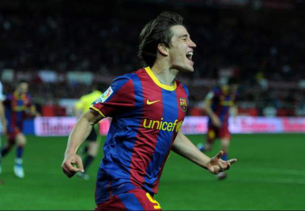 Barcelona's Bojan Krkic could return from knee injury before end of season - report
