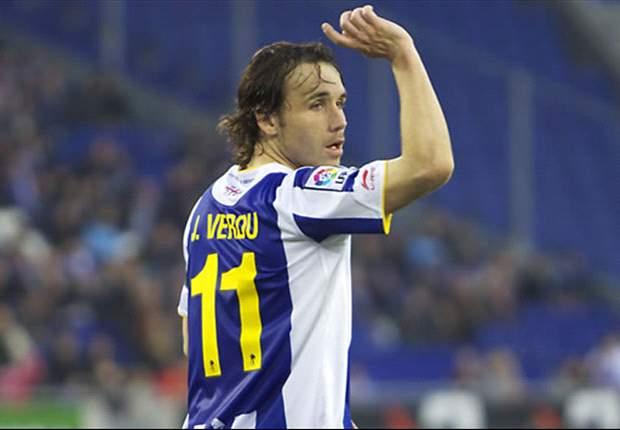 Primera victoria del la era Aguirre saca al Espanyol del descenso