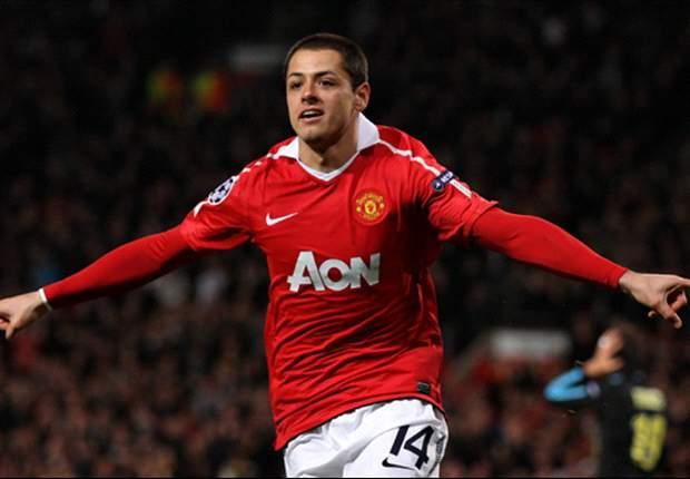 GOAL.com 50: Javier Hernandez (10)