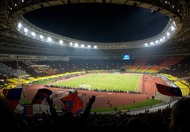 Barça met sterren op bezoek in Moskou