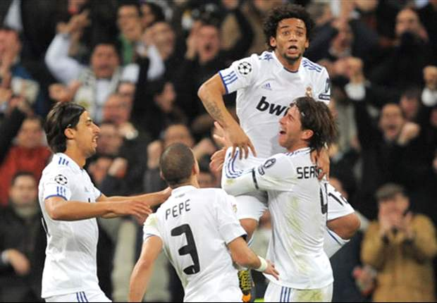Real Madrid 3-0 Olympique Lyonnais (4-1 Agg.): Seven-Year Champions League Jinx Over As Karim Benzema Leads Blancos Rout
