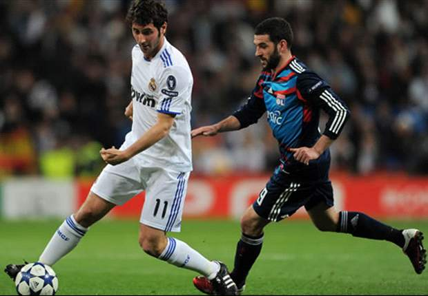 Granero: I feel proud to play with men like Ronaldo