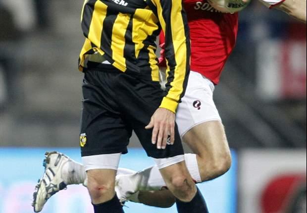 Empaskan Vitesse, AZ Mantap Di Zona Liga Europa