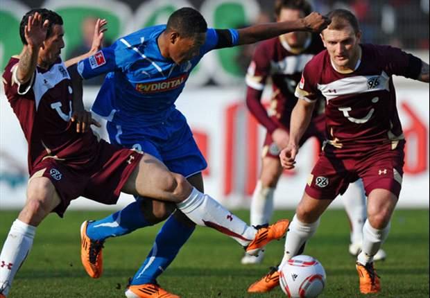 Hoffenheim 0-0 Hamburg: Hoffe draw blank as Rothosen snatch a point