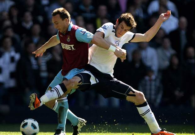 West Ham v Tottenham: A most unusual rivalry