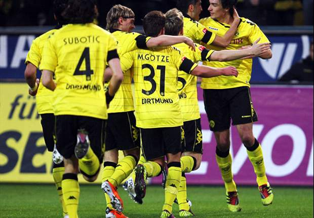 Borussia Dortmund 1-1 Mainz: BVB Pay For Missed Nuri Sahin Penalty As Sliskovic Nets Late Equaliser