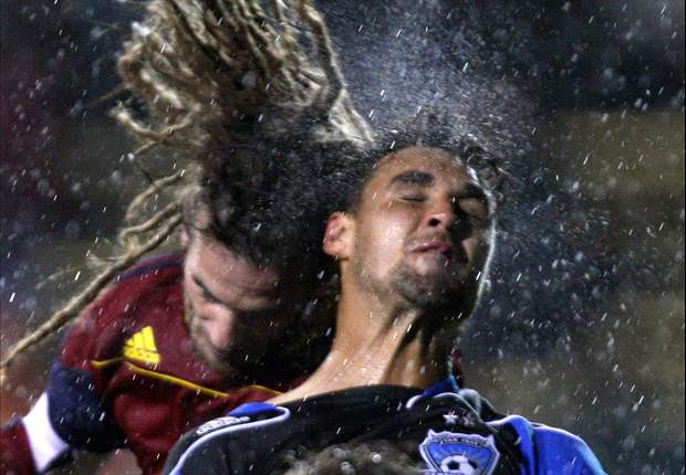 San Jose Earthquakes 0-1 Real Salt Lake: Kyle Beckerman Leads RSL To Road Win