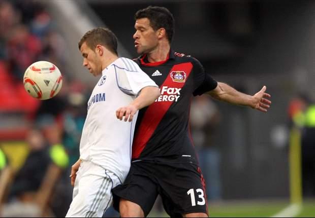 Bayer Leverkusen 2-0 Schalke: Derdiyok's Stunning Strike Caps Turbulent Week For Koenigsblauen
