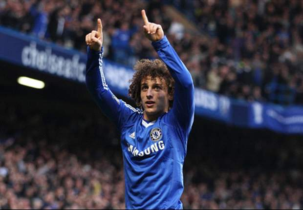 Chelsea's David Luiz looking forward to new attacking system under Andre Villas-Boas