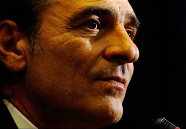 Italy coach Cesare Prandelli relishing Republic of Ireland clash