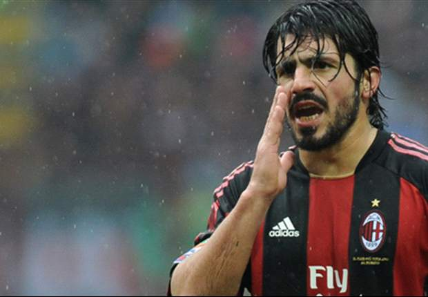 AC Milan's Gennaro Gattuso Wants Contract Extension Until 2013