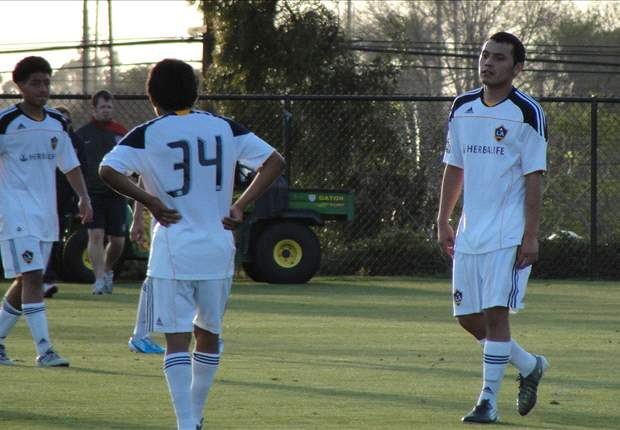 En Route: Los Angeles Galaxy U16 Academy Pushes For The Best