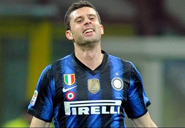 AC Milan Ponder Swoop For Inter's Thiago Motta - Report