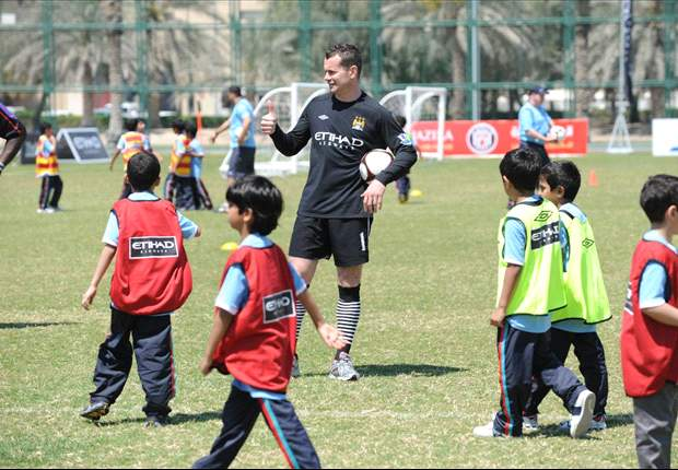 Manchester City's School of Football becomes largest in Abu Dhabi