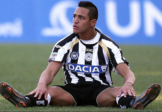 Inter's Massimo Moratti hopeful over signing Alexis Sanchez from Udinese