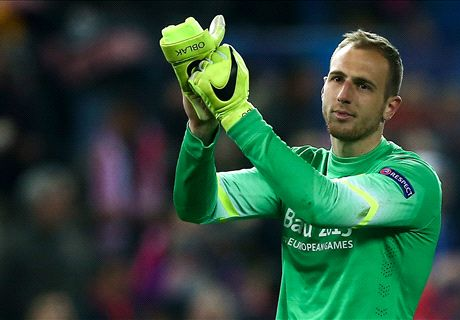 Incredible Oblak saves rusty Atletico