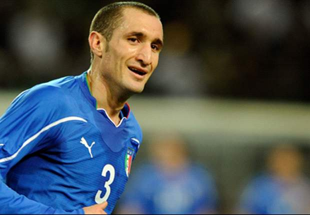 Giorgio Chiellini May Miss Roma - Juventus Due To Muscular Strain