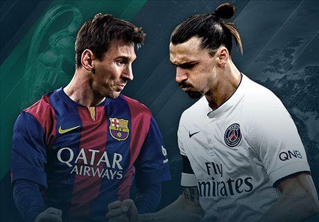 LIVE: Barcelona 2-0 PSG (5-1 Agg.)