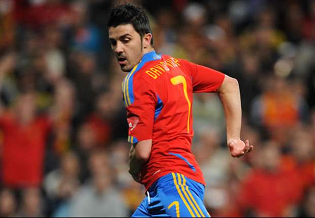 World Cup winners in danger: Villa, Pedro & Albiol must fight for their places in Spain's Euro 2012 squad