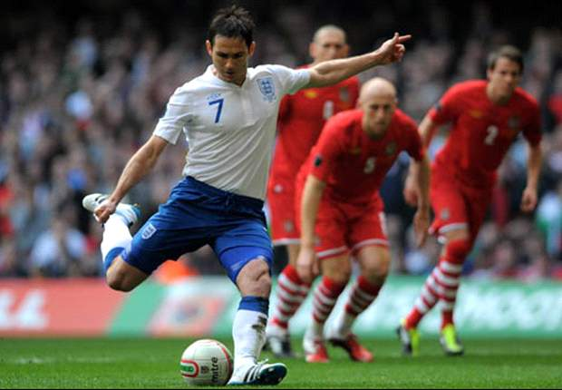 Lampard underlines importance of England concentration during penalty pressure