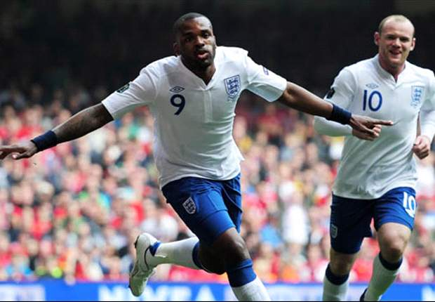 TEAM NEWS: Darren Bent partners Wayne Rooney in attack for England against Montenegro as Phil Jones makes international debut