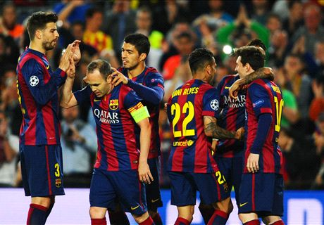 EN VIVO: Barcelona 2-0 PSG