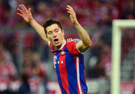 Bayern hammer six past Porto