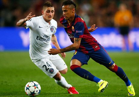 Neymar stars as MSN close on UCL glory