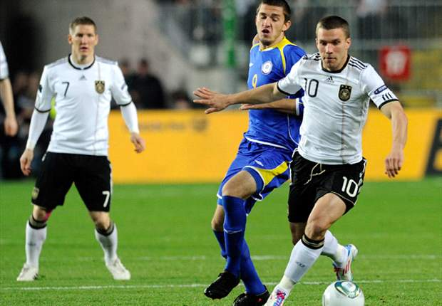 後半停滞もドイツが4-0、グループA首位を独走